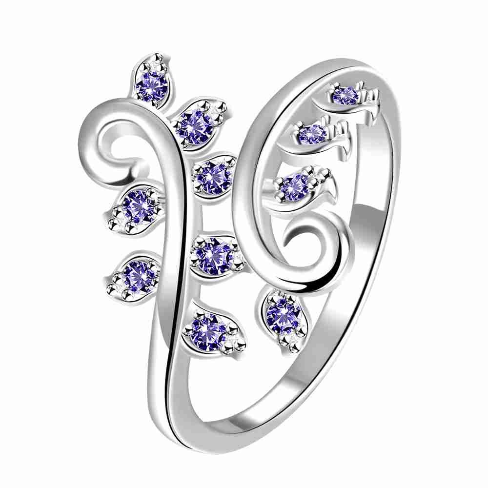 Бесплатная Доставка Горячей Продажи посеребренные aneis обручальное кольцо смешение ивы свадебные украшения кольцо bao chun anillos 925 aneis jz10 bcjz10