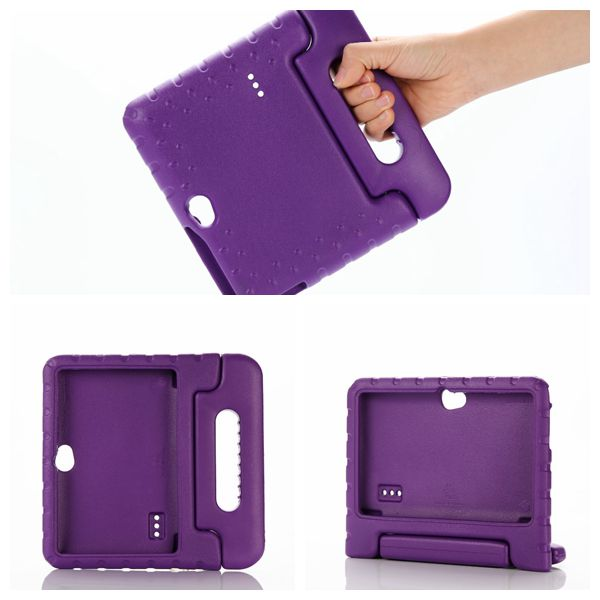 DHL 20pcs/lot Kids Shock Proof Thick Foam EVA Handle Stand Case For Dragon Touch Y88 Q88 7.0 7 inch 2014 Tablet Protective Cover(China (Mainland))