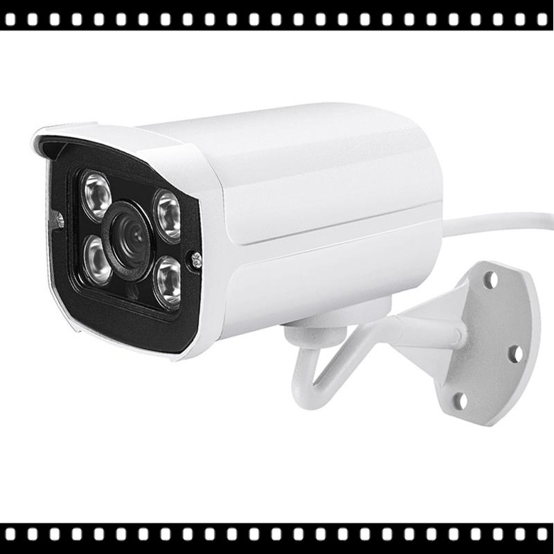 IP Camera PoE 2MP Full HD 1080p Security ONVIF 2.0 SONY CMOS IR Night Vision H.264 4ARRAY Waterproof Outdoor PoE CCTV Camer(China (Mainland))