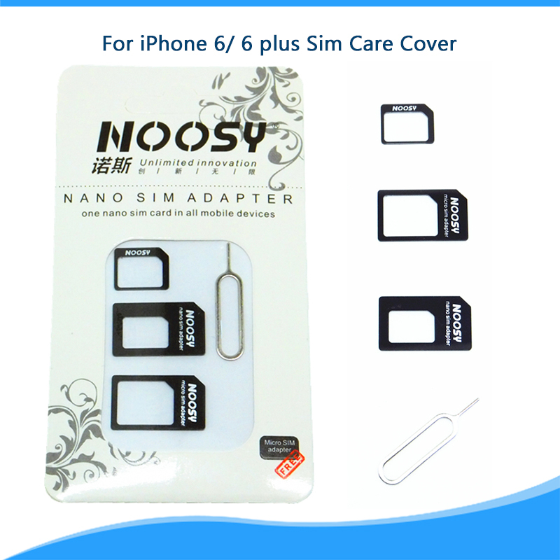 3 types of sim card adapter, Nano/Micro/Standard dual SIM Cards adapeter/holder/Tray slot for iphone 6 6plus 5 5s 5c 4s Android