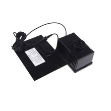 IMONIC Solar Panel Power Brushless Pump 9V for Pond Rockery Fountain Pool Water Cycle Garden Plants Watering
