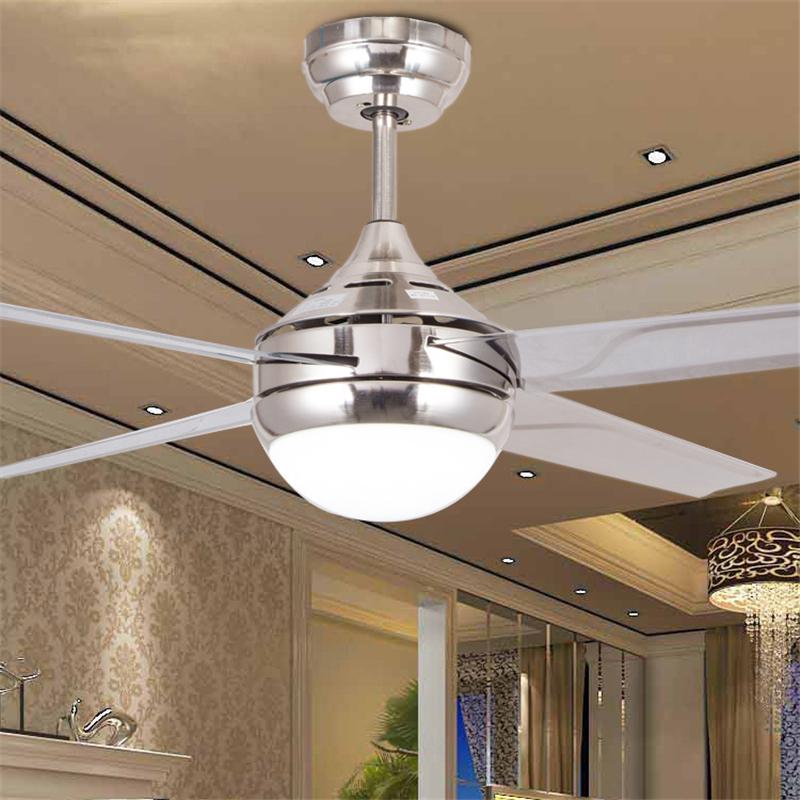 Promoci n de modernos ventiladores de techo compra - Ventiladores decorativos ...