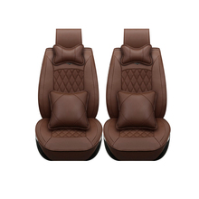 Buy Special leather 2 front car seat covers Chery Models A1/ 3/5 Tiggo Cowin Fulwin Riich E3 E5 QQ3 6 V5 Tiggo X1 auto for $71.70 in AliExpress store
