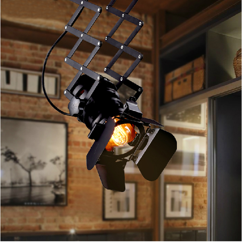 Loft RH American Rural Industrial Retro personality Lighting Ceiling Lamps vintage industrial ceiling lights decorative lamp(China (Mainland))