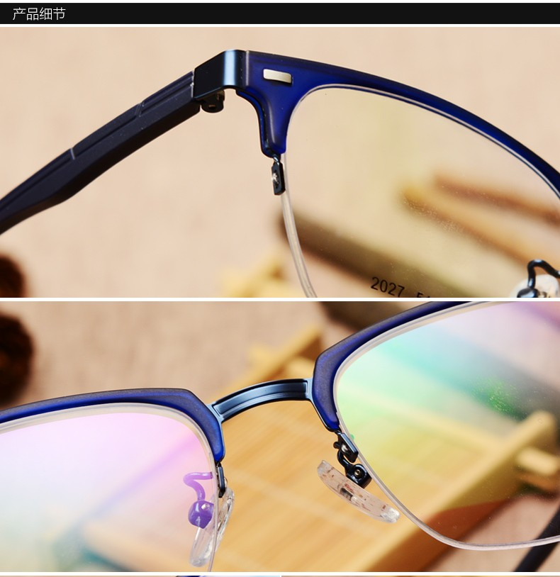 vintage eyeglasses frame men optical glasses woman eyeware flexible spectacle frames designs big hipster glasses half frame 2027