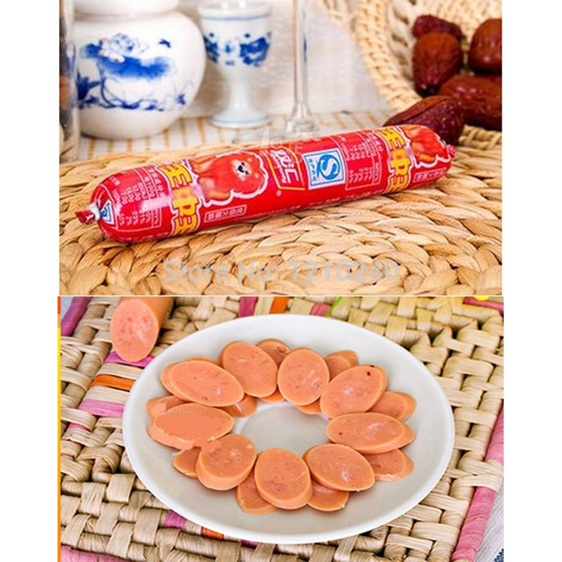 New Delicious Shuanghui Kings Gifted Class Ham Sausage 40g*10Pcs<br><br>Aliexpress
