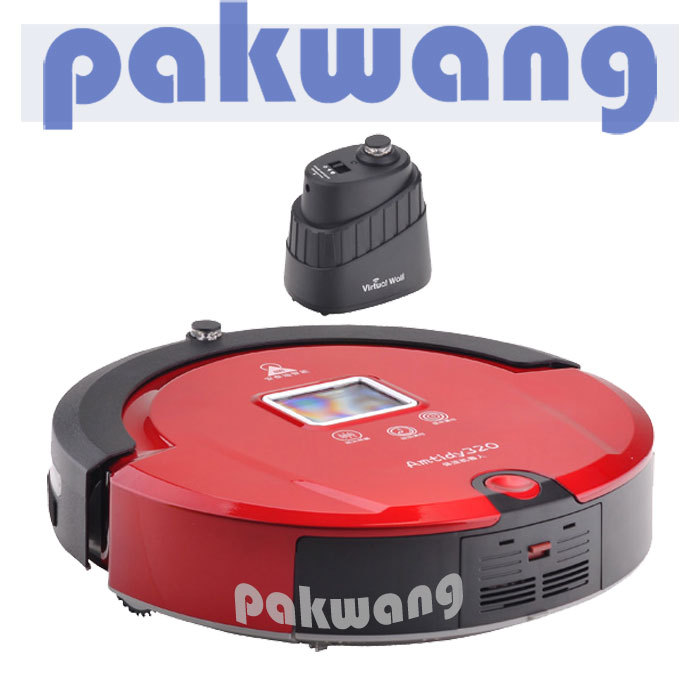 Auto Seek Dust Working 2 Hours Robot Vacuum cleaner SQ-A320