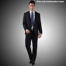 Jackets Pants 2014 New Men Suits Slim Custom Fit Tuxedo Brand Fashion Bridegroon Business Dress