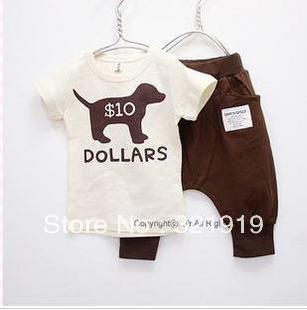 Free shiping  discount toddler formal dresses summer Coat + pants + headband discount chef uniformdresses new fashion 2012