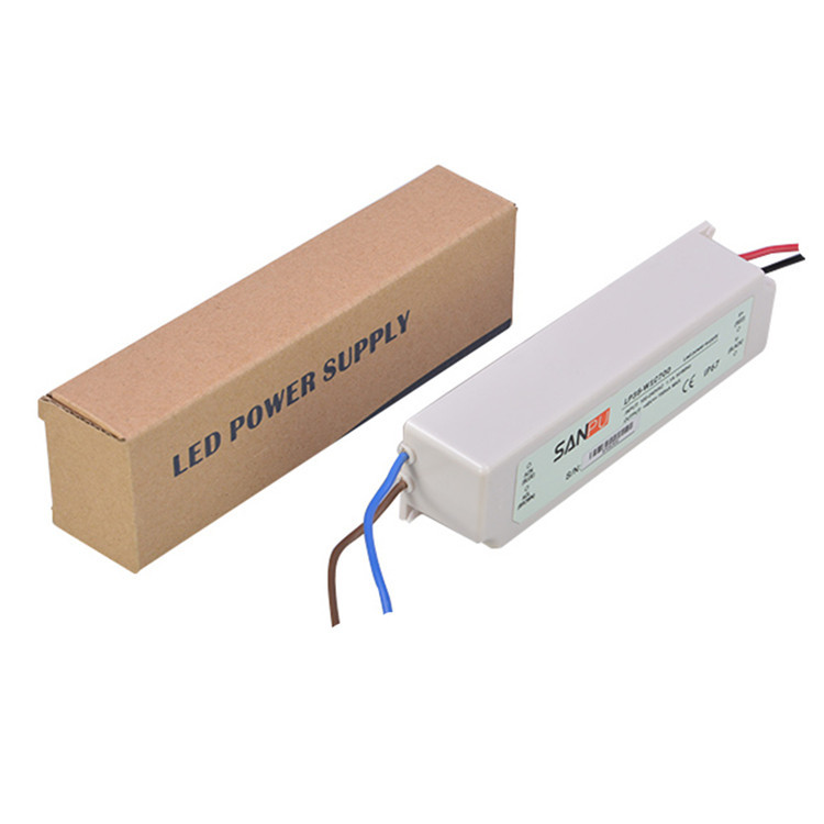 Clearance SANPU LED Power Supply 700ma 35w IP67 Constant Current Switching Driver 110V 220V AC-DC Lighting Transformer Plastic(China (Mainland))