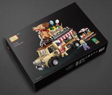 LOZ Mini Blocks Technic Car Model Bricks Building Blocks Creator Plastic Assembly Toys for Children Educational Gifts DIY 1111(China)