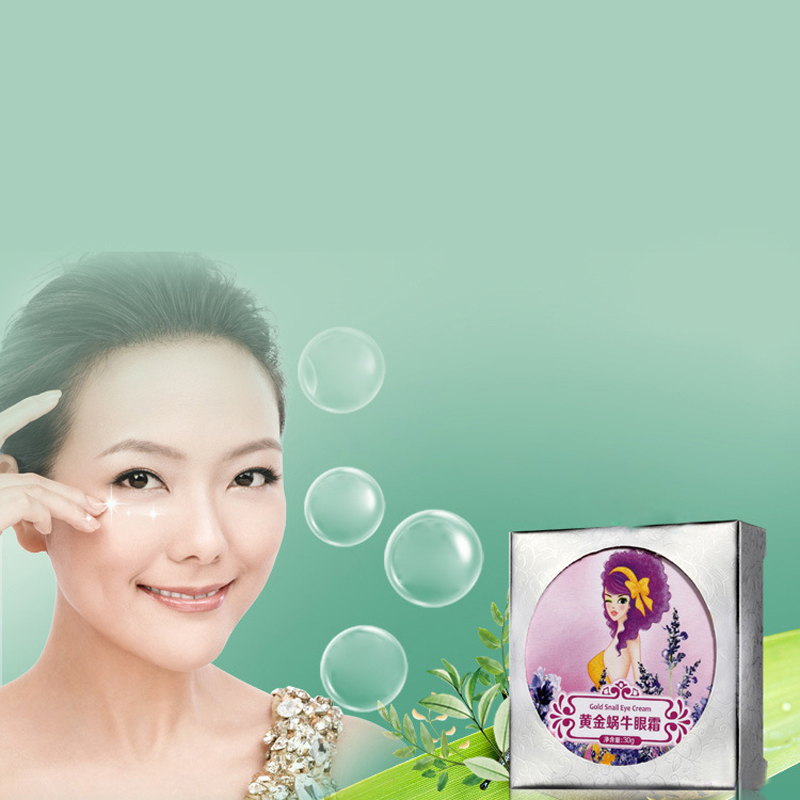 Snail Face Cream Moisturizing Anti-Aging Whitening Cream For Face Care Acne Anti Wrinkle Superfine skin care(China (Mainland))