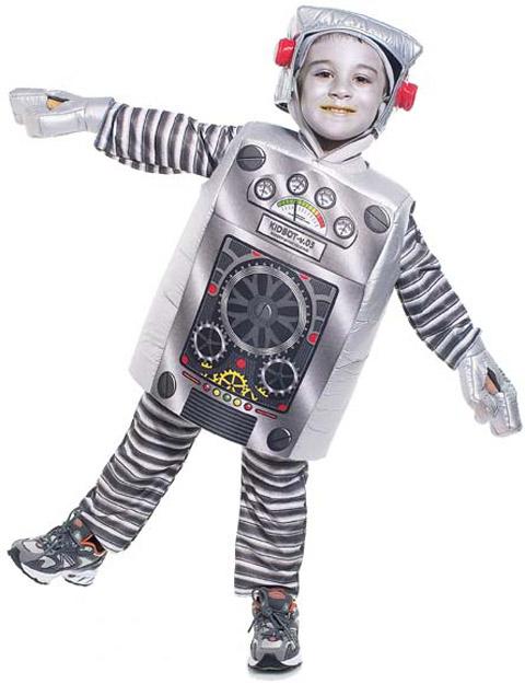 Achetez En Gros Enfant Robot Costume En Ligne Des Grossistes Enfant Robot Costume Chinois
