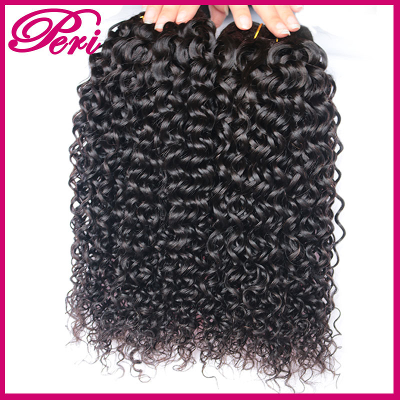 Malaysian Virgin Hair Kinky Curly 6A Curly Virgin Hair 1pc lot Human Hair Weave Bundle Malaysian Kinky Curly Tangle free(China (Mainland))