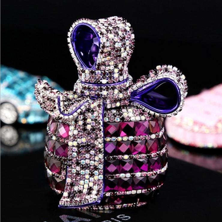 Women Perfumes Bottle Air Freshener Brand Fragrance Liquid Flavor cologne Ambientador In The Car Diamond eau de toilette perfume(China (Mainland))