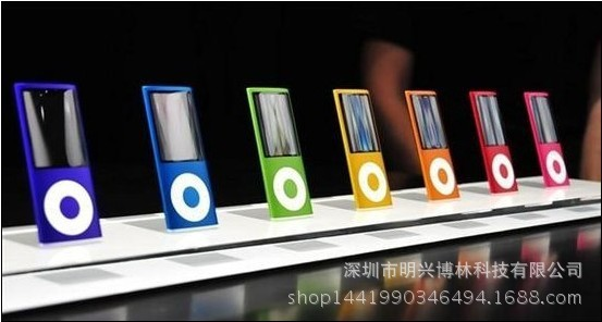 HD screen mini MP3 high definition ultra-thin player MP3 manufacturers direct selling(China (Mainland))