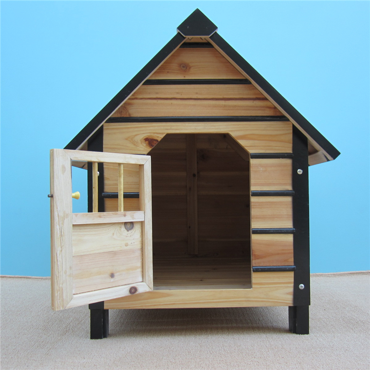 Online get cheap wooden dog houses for large dogs for Huge homes for cheap