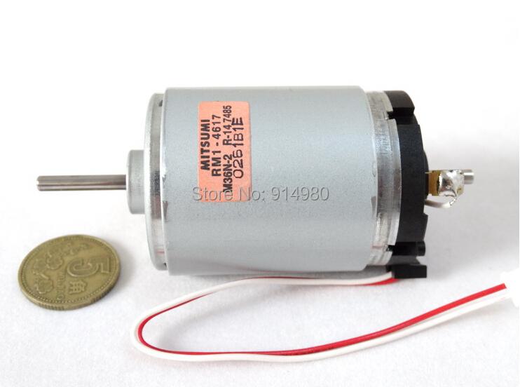 Permanent Magnet Motor Diy Crafts