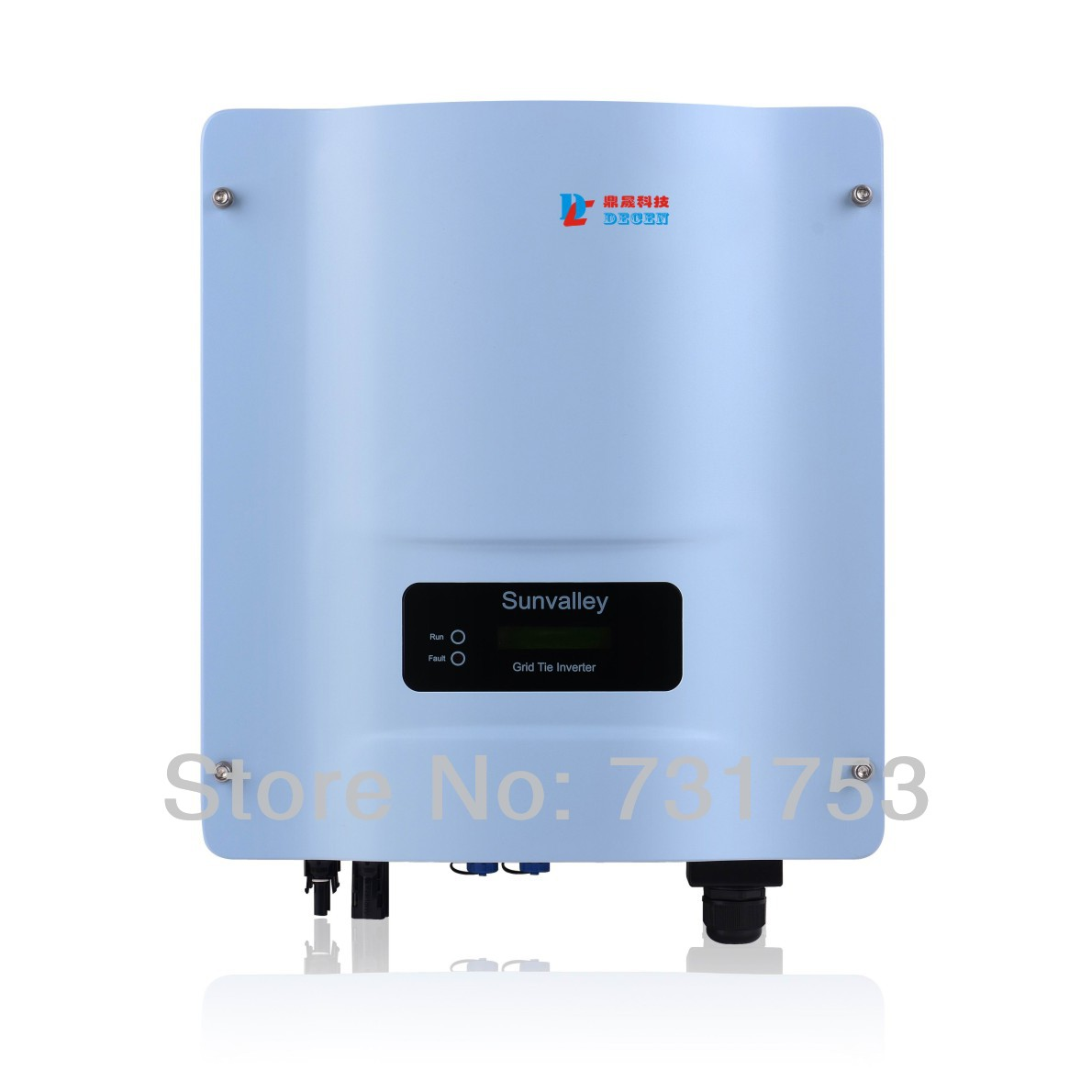 The Best String Solar On Grid Inverter 5KW, 220VAC, 50Hz/60Hz ,97%High efficiency, High Quality, For Solar Home System(China (Mainland))