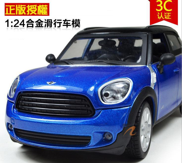 MZ beauty luxuriously alloy mini static models to model vehicle can open the door The boy's gift Alloy model kids toys The car(China (Mainland))
