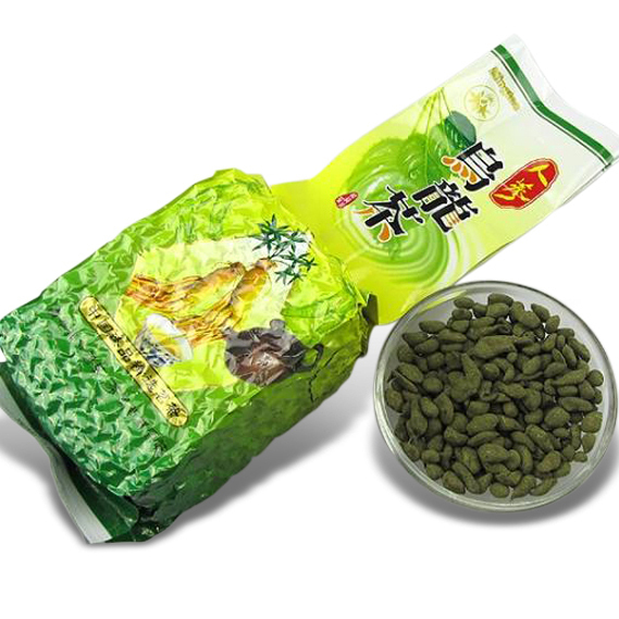Taiwan Ginseng Oolong Tea 250g oolong tea High Mountain Famous Health Care Green Food Ginseng Tea