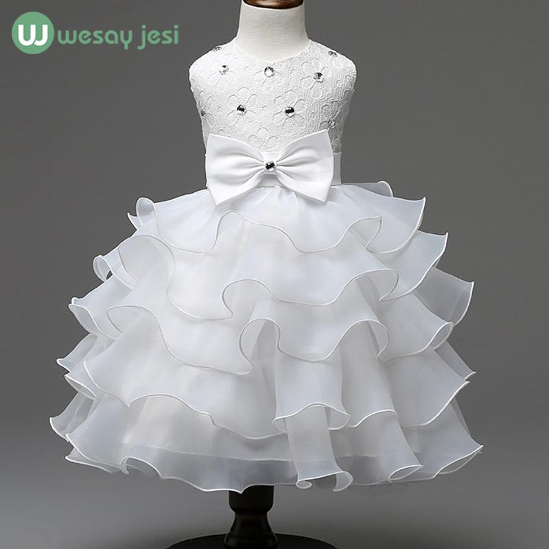 Size 0 white dress  girl