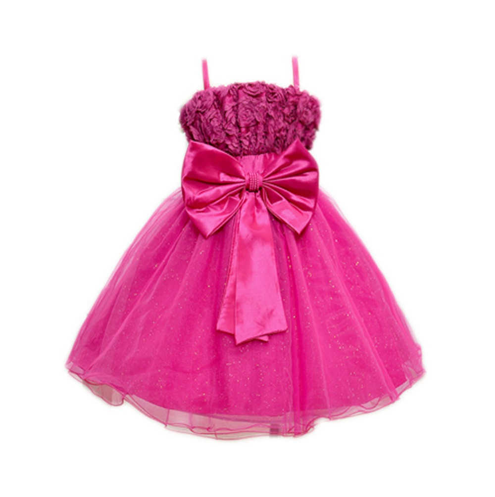 You heaven and earth / sun flowers child princess dress female big boy one-piece dress dance performance(China (Mainland))