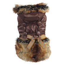 Dogs Cat Dog Clothing Winter Coat Hoodie Jacket Clothes Pets Apparel Puppy(China (Mainland))