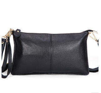 100% Genuine leather crossbody bag New 2015 In the summer  colored leather ladies bag Hand Bag Leather Shoulder Bag handbags (China (Mainland))