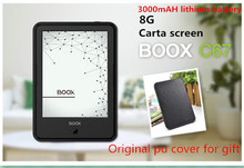 Original ONYX BOOX C67ML Carta E book+case with 3000mAH lithium battery Touch Eink Screen EBook Reader 8G WIFI Frontlight(China (Mainland))