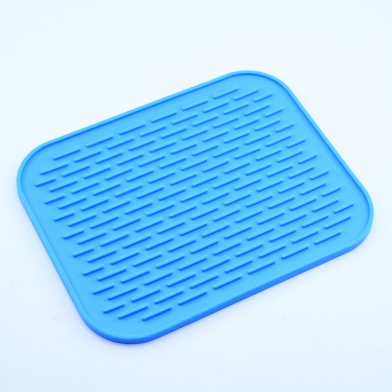 29.5*23.8CM 210G New Rectangle Heat Resisting Silicone Dinner Table Mat Bakeware Pan Nonstick Silicone Baking Mat Cooking Mat(China (Mainland))