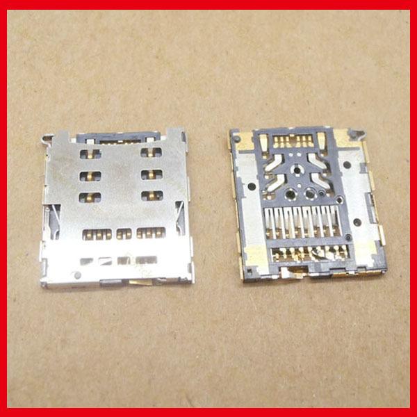 5pcs/lot Original New SIM Memory Card for HUAWEI P7 Mate7 MT7-UL00 TL00 SIM Card Holder