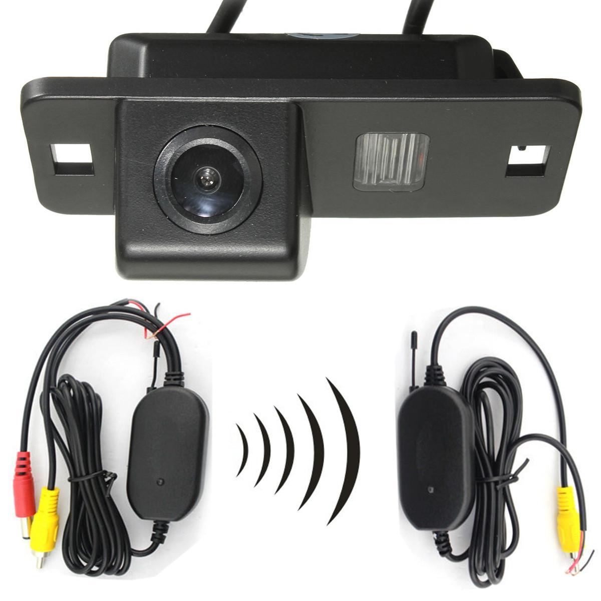 2015 New Wireless Reverse Rear view Camera CCD For BMW 1/3/5 Serie X5 X6 E39 E46 E53 E90(China (Mainland))