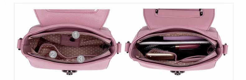 ซื้อ 2016ใหม่แฟชั่นผู้หญิงกระเป๋ากันน้ำAnti ScratchหนังPUพนังTotesกระเป๋ากระเป๋าถือสุภาพสตรีกระเป๋าสะพายC Rossbody Messengerของกระเป๋า