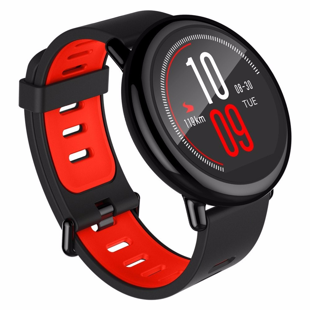 Original Xiaomi Huami Watch AMAZFIT Pace Bluetooth 4.0 Sports Smart Watch Zirconia Ceramics Heart Rate Monitor wifi andrio iso