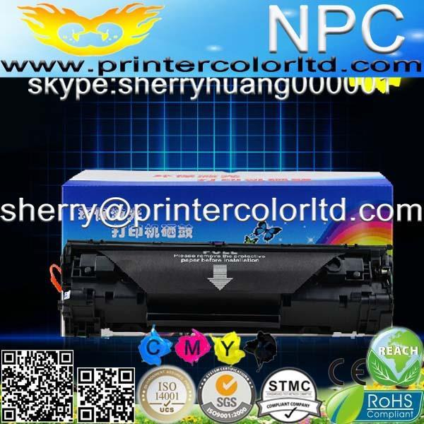 toner for HP 285A Bk laser toner cartridge ceramic toner for Canon CRG 725 525 925 LBP 6000 MF 3010 (1600 pages) low shipping(China (Mainland))