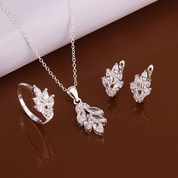 Ювелирный набор OEM S618 925 , /aylajpsa gopapfwa jewelry sets браслет цепь magic jewelry 925 oem
