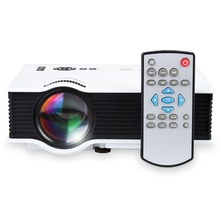 UNIC UC40+ Mini Pico Portable Projector HDMI Home Theater Beamer Multimedia Proyector Full HD 1080P Video Projector(China (Mainland))