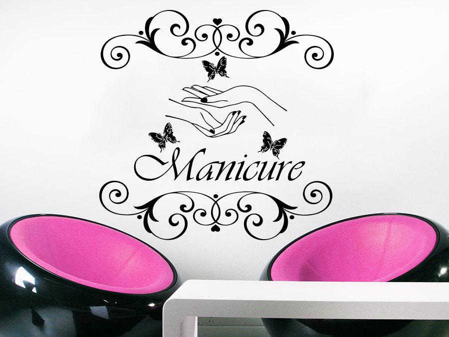 Mobiliario de peluqueria al por mayor de alta calidad de - Decoracion vinilos salon ...