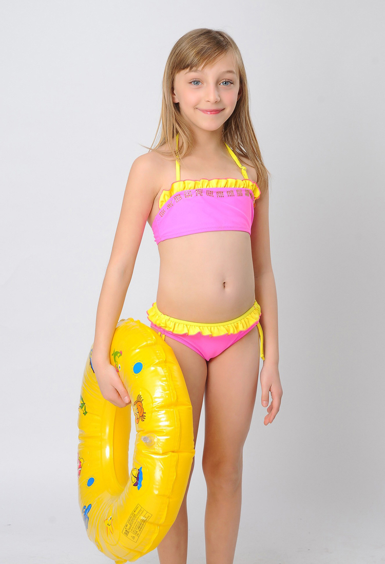 Toddler swimsuit sexy girls