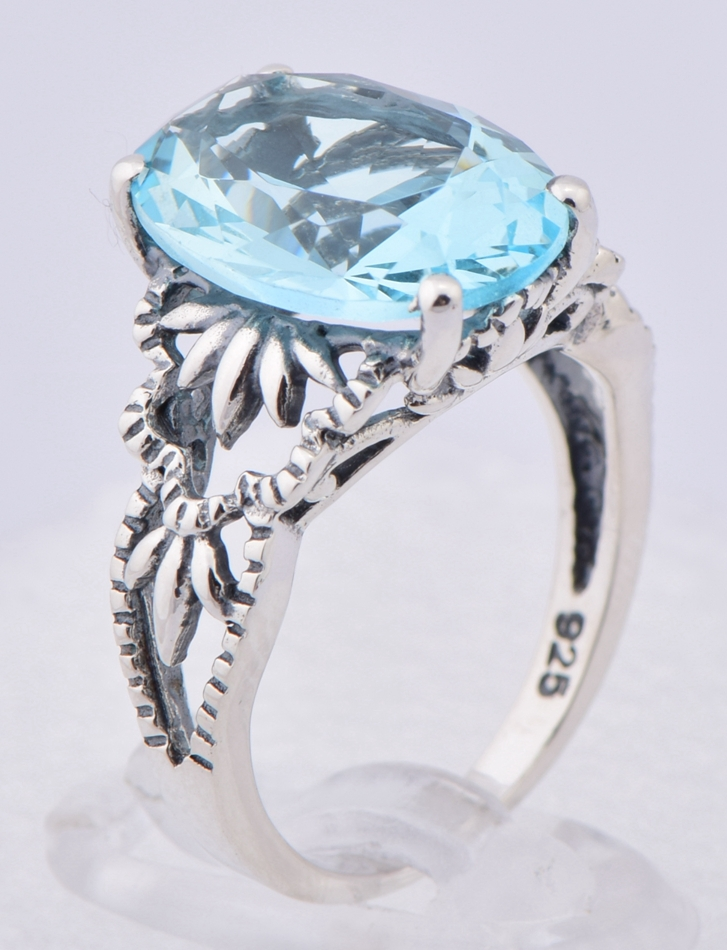 925 sterling silver fashion style carving ancient