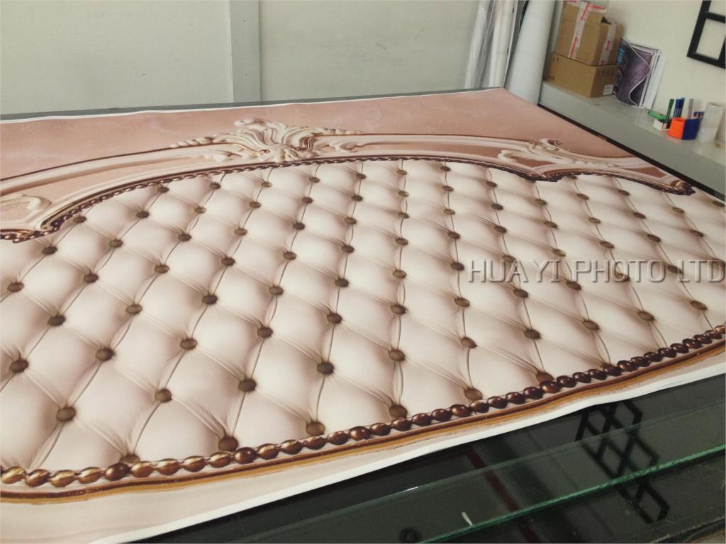 Online kopen wholesale barokke bedden uit china barokke bedden groothandel - Wallpaper voor hoofdeinde ...