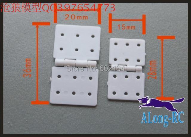 free shipping -30pcs Hinge servo linker /for airplane/hobby plane /RC model/airplane(China (Mainland))