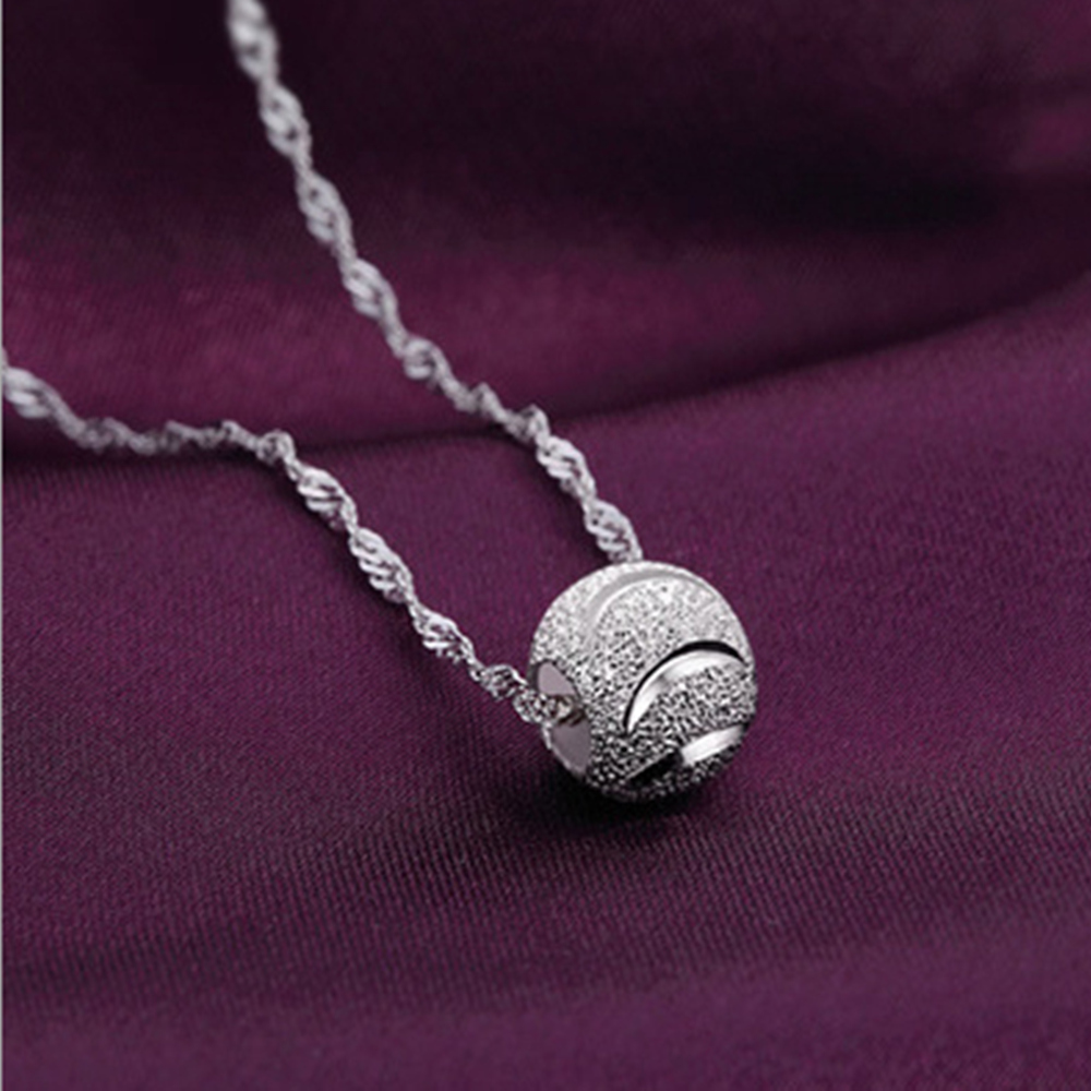 Free Shipping fashion accesories necklaces silver necklace pendant necklace fine jewelry necklace women N93(China (Mainland))