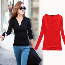 Blusas Femininas 2014 V-Neck Women Blouses Renda crochet Plus Size Knitted Clothes Long Sleeve Tops for Women clothing