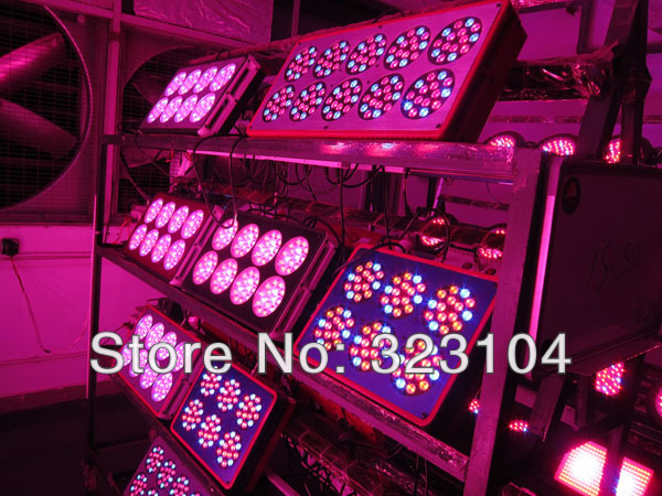 4pcs/Lot Apollo 4 LED Grow Lighting for Indoor Medical Plants Growth Fedex/DHL Freeship Dropship World 60*3W High Power Grow(China (Mainland))