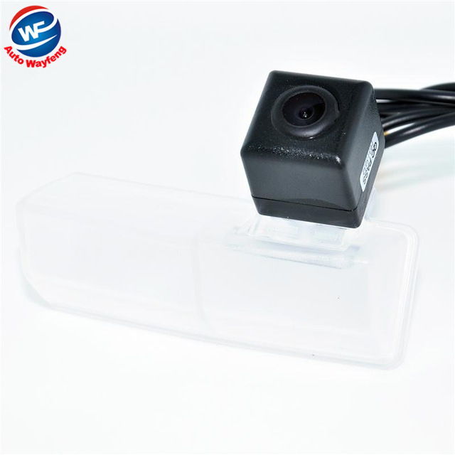 Factory Selling Special Car Rear View Camera Wide Angle Night Vision For Toyota Rav4 2013 camera Reverse Parking Camera WF(China (Mainland))