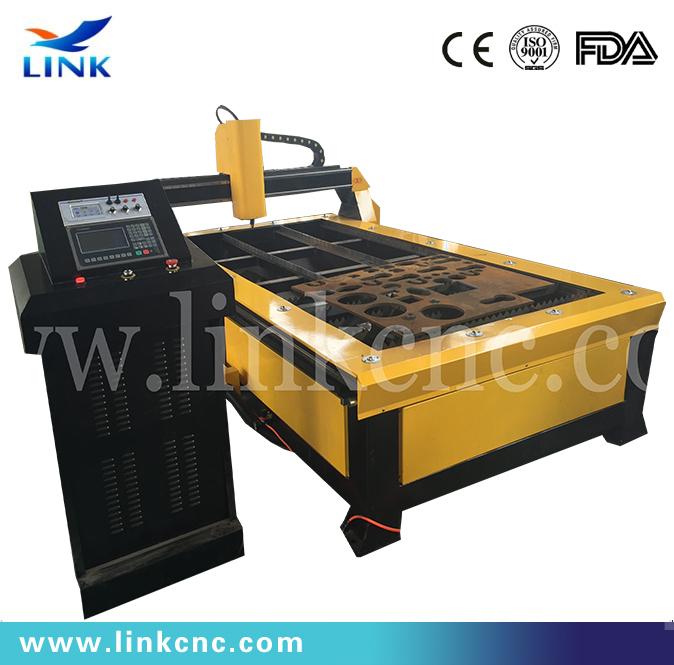 1325 High Quality iron pipe cutting machine smart cnc plasma cutting machine(China (Mainland))