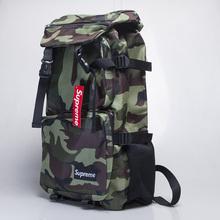 Skateboard Backpack Bag 2015 New spots Multifunctional Backpacks Men Oxford Mochila Brand Camouflage Rucksack Male Laptop Bag