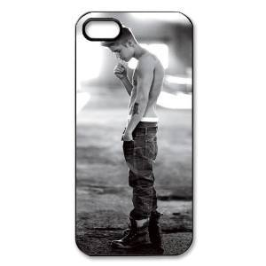 Justin Bieber Hard Plastic Back phone Cases Apple iphone 5C drop shipping